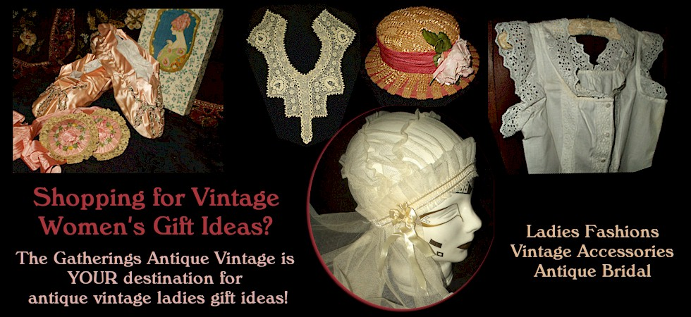 The Gatherings Antiques Vintage