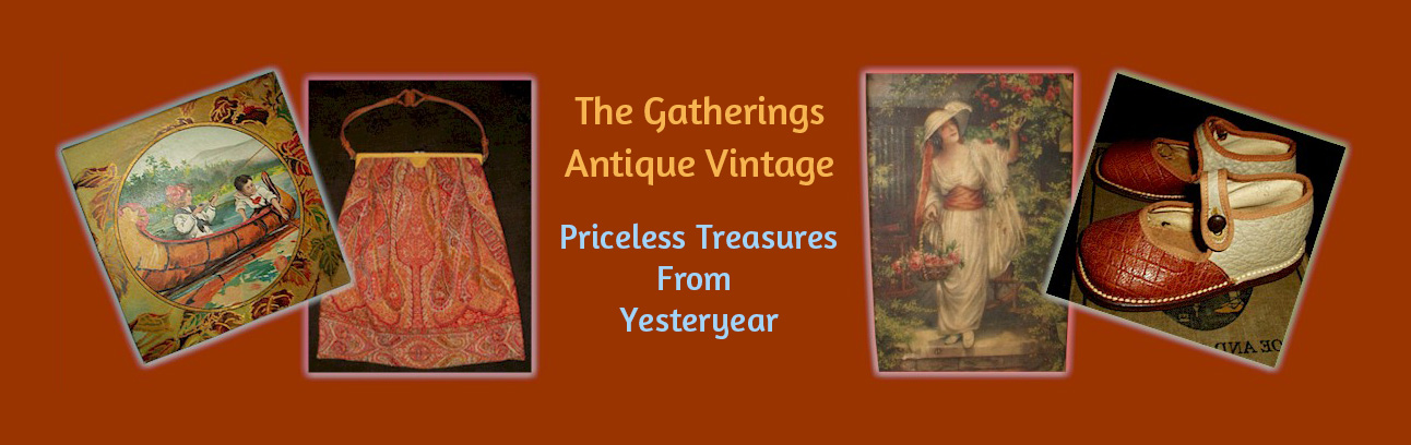 The Gatherings Antiques Vintage