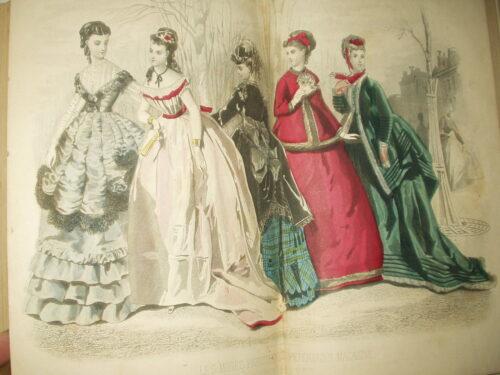 1869 Peterson Magazine