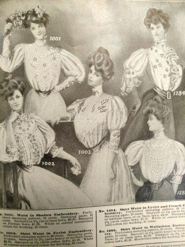 1908 priscilla needlework book stamp patterns