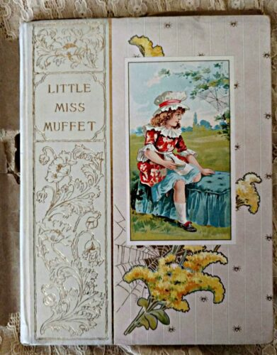 Little Miss Muffet Book