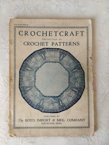 crochet craft book