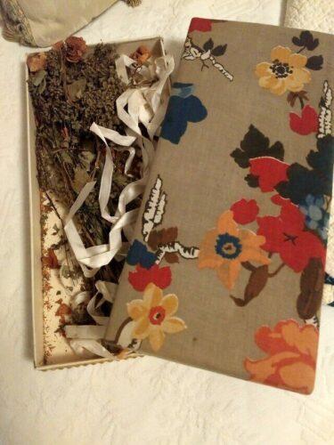antique dried bouquet
