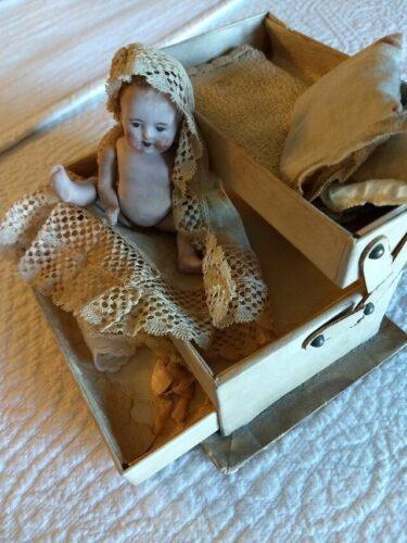 antique bisque doll